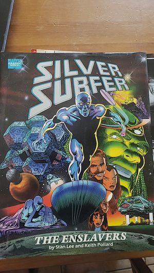 Solver surfer graphic novel for Sale in Tempe, AZ