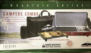 Mountain Series camper combo - new in box for Sale in Euless, TX