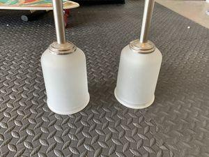 2 Pendant Light Fixture for Sale in Orlando, FL