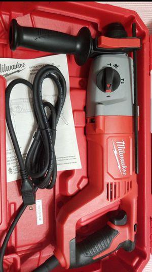New Milwaukee rotary hammer drill for Sale in Arlington, VA