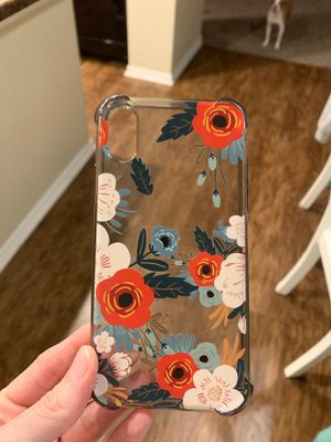 iPhone XS case. Silicon for Sale in San Antonio, TX