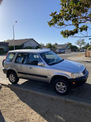 Honda CR-V 2000 Clean title for Sale in Newark, CA