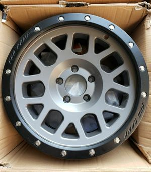 5x5 bolt pattern procomp 17x9 wheel **only one wheel** for Sale in Corona, CA
