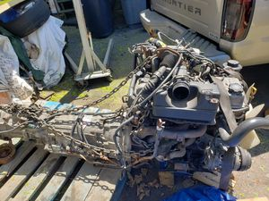 2003 Toyota Tacoma 4 cylinder 4 x 4 Engine and transmission for Sale in Boston, MA
