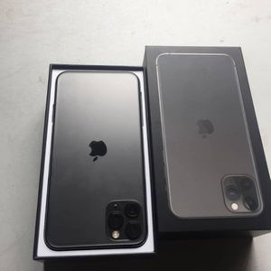 iPhone 11 Pro Max 256GB Carrier: Unlocked for Sale in San Jose, CA