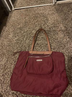 Jones New York Signature Dark Red Tote Bag for Sale in Erial, NJ