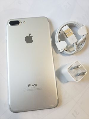 iPhone 7 Plus , 128 GB , Unlocked for All Company Carrier, Excellent Condition like New for Sale in Springfield, VA