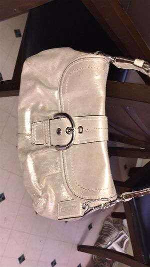 Very nice COACH purse $60 firm for Sale in Yuma, AZ