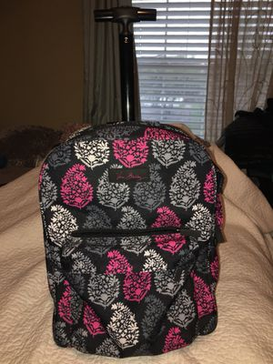 Vera Bradley roll backpack luggage for Sale in Seabrook, TX