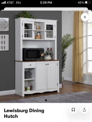 Dining Hutch for Sale in Washington, DC