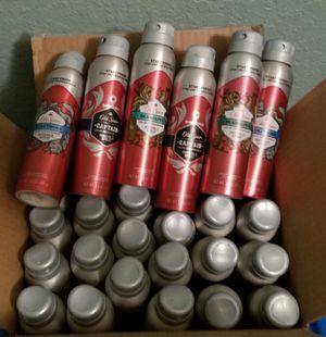 Old Spice Body Spray 2/$8 or 4/$15 or 8/$24 for Sale in Miami, FL