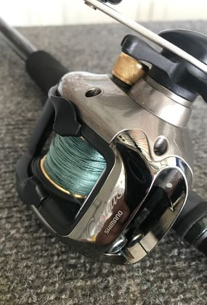Shimano Castaic 201SF flipping Fishing Reel for Sale in Lakeside, CA