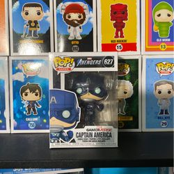 Avengers Funko Pop Gamverse Captain America for Sale in Palm Beach,  FL