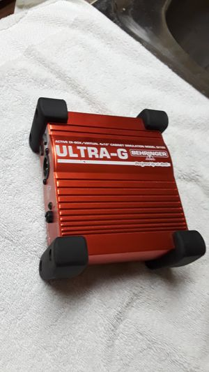 Behringer Ultra-G DI-Box for Sale in Glendale, AZ