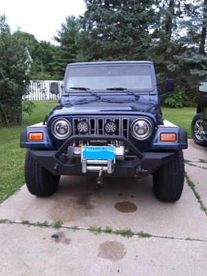 2001 Jeep TJ v6 automatic for Sale in Marengo, IL