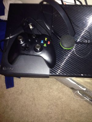 Xbox One For Sell Works Perfectly looking to sell just purchased the Xbox one X for Sale in Durham, NC