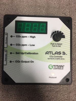 Titan Atlas 3 CO2 Controller $350 for Sale in Las Vegas, NV