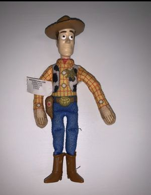 Vintage Disney X Pixar toy story McDonald's toys collectibles woody for Sale in Bell, CA