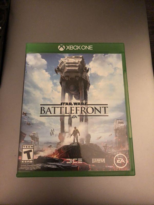 Battlefront Xbox One