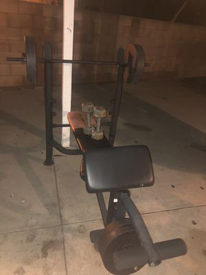 Bench press for Sale in Industry, CA