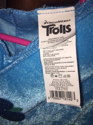 Trolls, Princess Poppy costume for Sale in Vernon Hills, IL