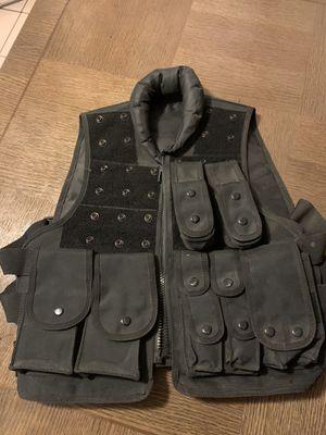 Combat vest non bulletproof for Sale in Carson, CA