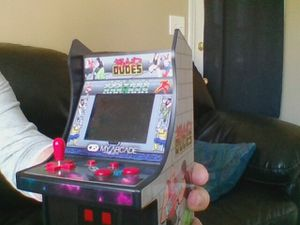 Handheld arcade game for Sale in Brentwood, NC