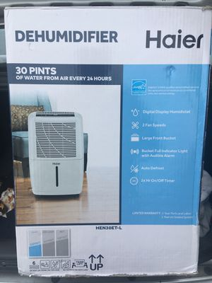 Dehumidifier for Sale in Raleigh, NC