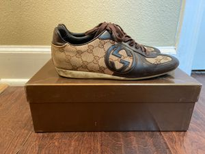 Classic Gucci shoes size 7 women for Sale in Fulshear, TX