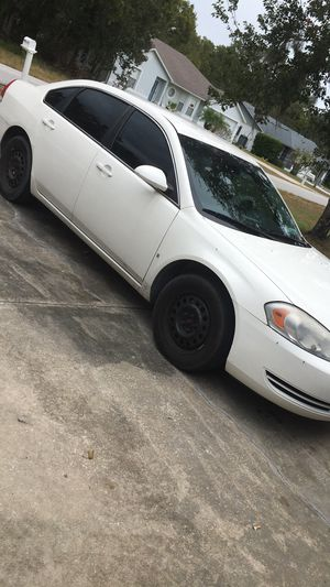2008 Chevy Impala police edition OBO for Sale in Spring Hill, FL