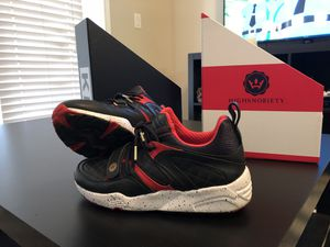 Puma x Kith x High Snobiety Blaze of Glory - A Tale of Two Cities for Sale in Dallas, TX