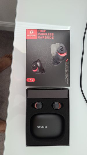 Ofusho 5.0 bluetooth wireless earbuds for Sale in Winter Garden, FL
