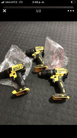 Variedad en Drills Dewalt tool for Sale in Orlando, FL