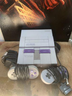 Original Super Nintendo Entertainment System for Sale in Pleasanton, CA