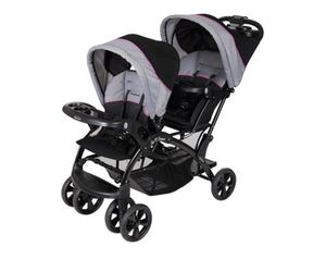 Baby trend sit n stand double stroller millennium pink for Sale for sale  Yonkers, NY