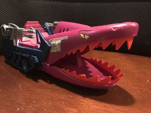 1985 Vintage MOTU Land Shark Vehicle 100% COMPLETE for Sale in Arnold, MO