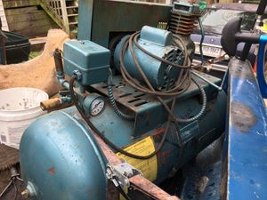 Kellogg air compressor for Sale in Victoria, VA