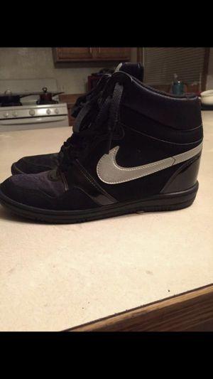 Nike Dunk Sky High Women Heel Shoes Size 9 for Sale in Seattle, WA