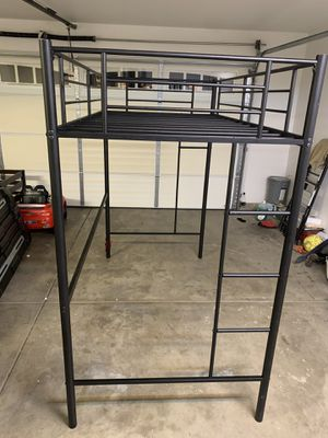 Twin bed frame for Sale in Bakersfield, CA