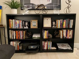 Bookshelves (set of 2) for Sale in Tampa, FL