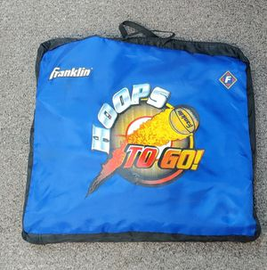 Franklin Sports Hoops to Go Pro Basketball for Sale in Burlington, NC