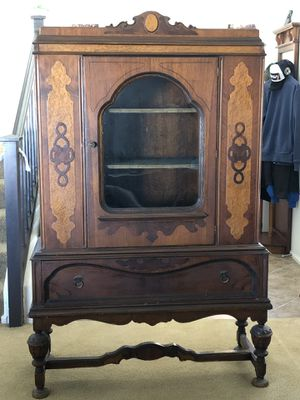 Antique Cabinet for Sale in Maricopa, AZ