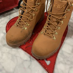 Fila Work Boots Size10 for Sale in Chicago, IL
