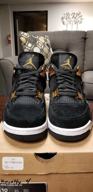 Jordan Royalty 4s (size 10) for Sale in Woodbury, MN
