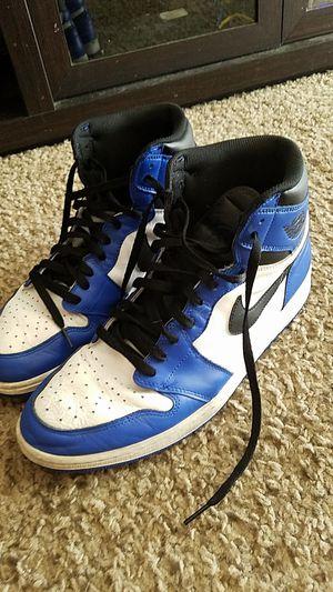 Nike Air Jordan 1 High OG Retro Game Royal White&Blue. Size 13 for Sale in Tempe, AZ