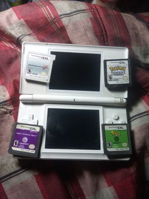 DS game with 6 game for Sale in Chicago, IL