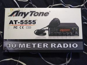 10 Meter radio with cb channels installed. for Sale in Powhatan, VA