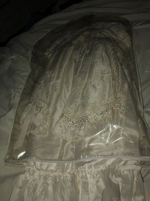 baptism dress for Sale in Ceres, CA