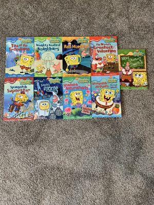 9 SpongeBob Chapter Books for Sale in Idaho Falls, ID