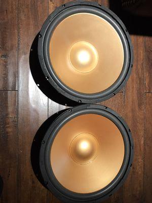 "1000w 15"" Jbl mid range sub subwoofers speakers pair 15 inch for Sale in San Fernando, CA"